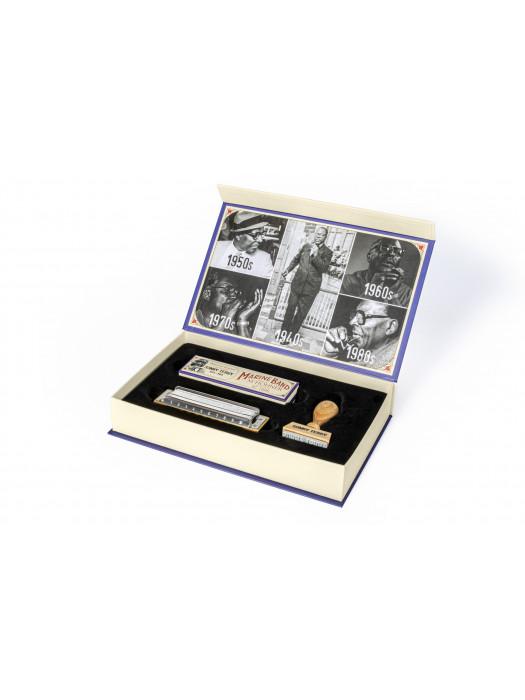 HOHNER Sonny Terry Губная гармоника подписная серия Хонер