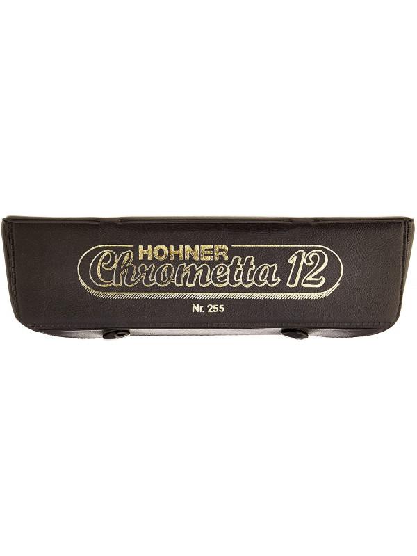 HOHNER Chrometta 12 255/48 / C Губная гармоника хроматическая Хонер