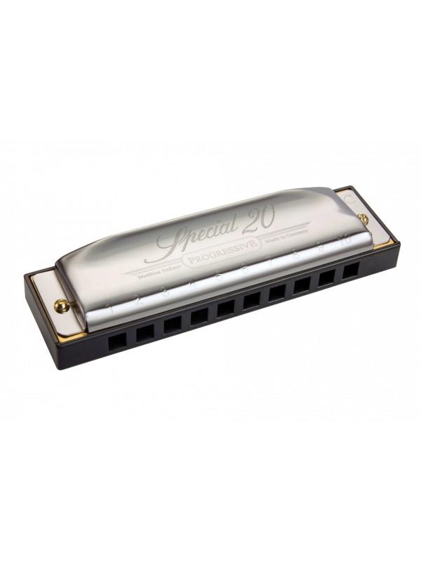 HOHNER Special 20 560/20 G High - Губная гармоника диатоническая Хонер