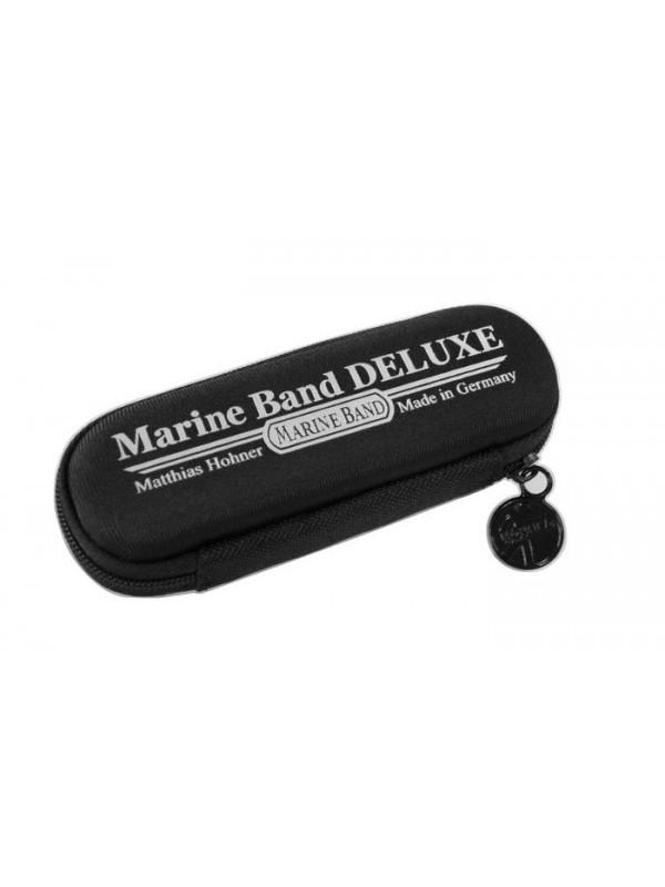 HOHNER Marine Band Deluxe 2005/20 / E Губная гармоника диатоническая Хонер