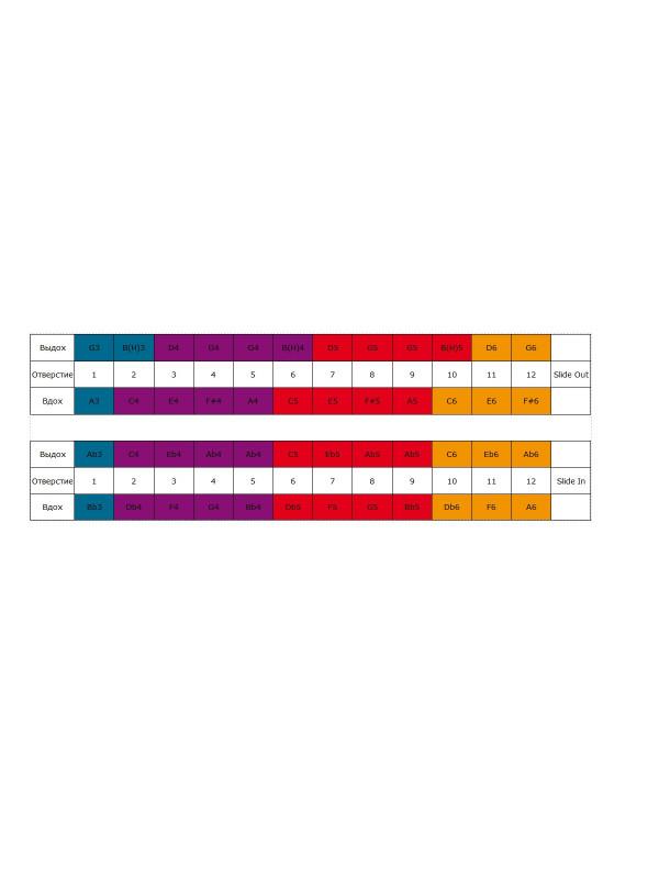 HOHNER CX 12 Black 7545/48 / G Губная гармоника хроматическая Хонер