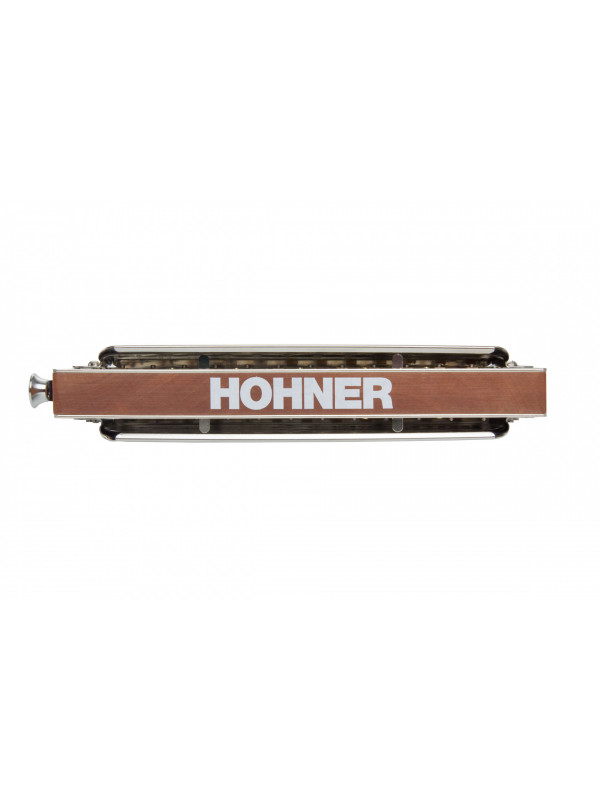 HOHNER Hard Bopper Губная гармоника хроматическая Хонер