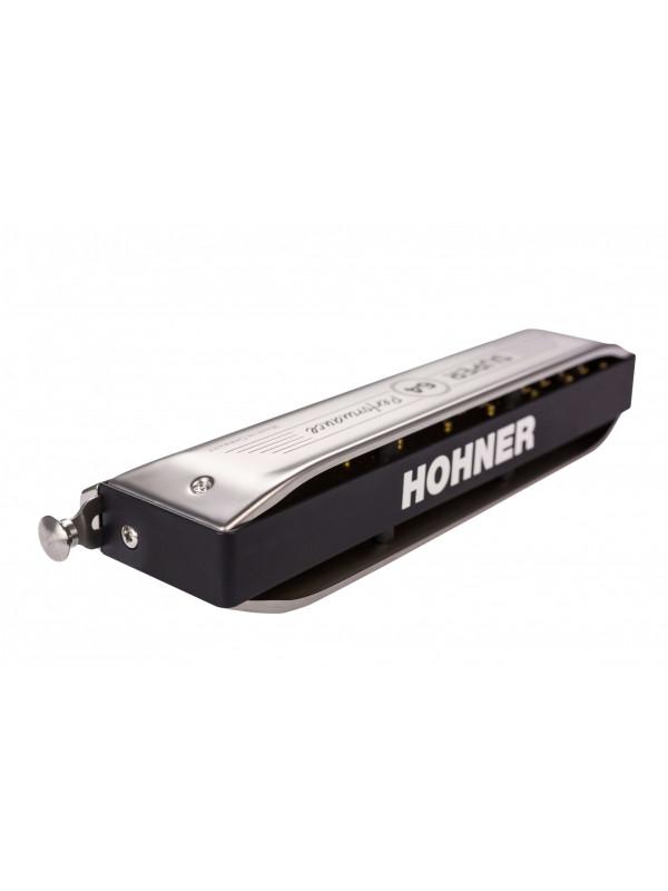 HOHNER Super 64C new - Губная гармоника хроматическая Хонер
