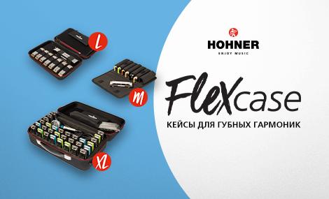 FlexCases - новое решение для хранения гармошек